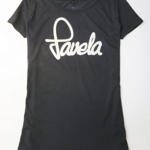 Favela Logo Tee - Dark Grey